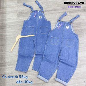 quần bigsize